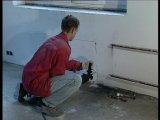 Про установку отопительных батарей (радиаторов)